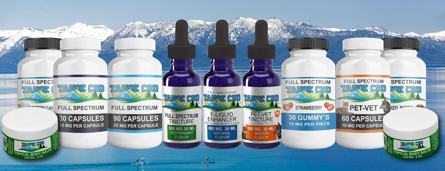 Full Spectrum CBD Oil in [location]